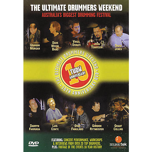 Hudson Music The Ultimate Drummers Weekend #10 (DVD)