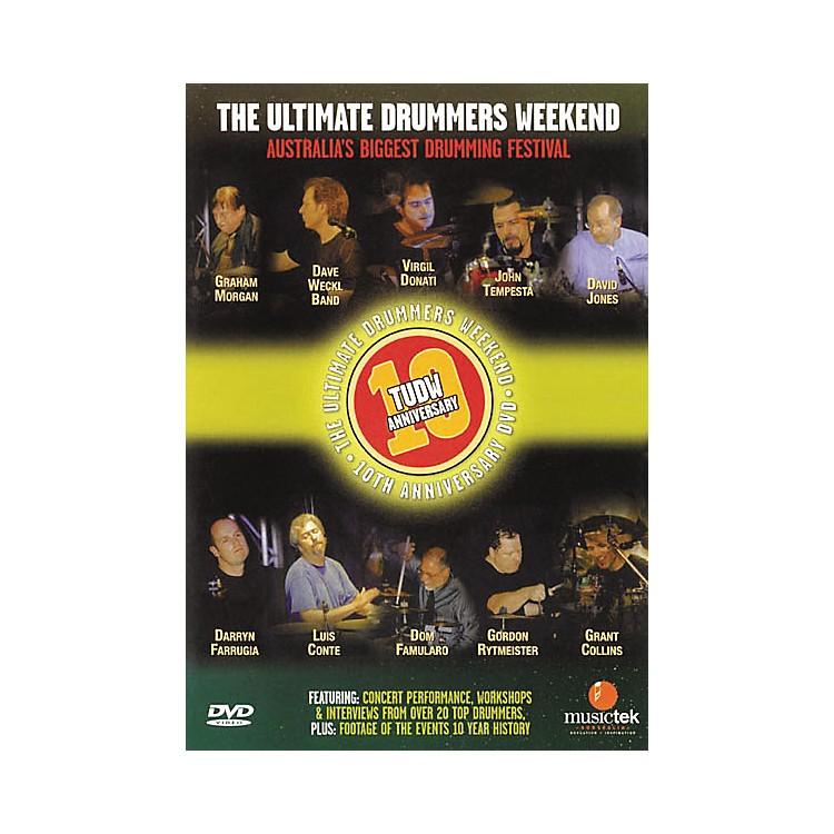 Hudson MusicThe Ultimate Drummers Weekend #10 (DVD)