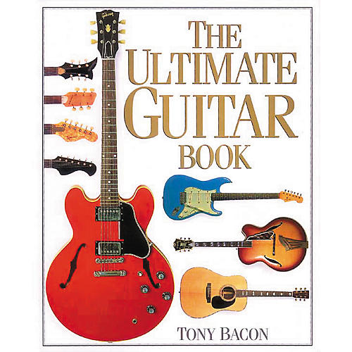 Hal Leonard The Ultimate Guitar Book-thumbnail