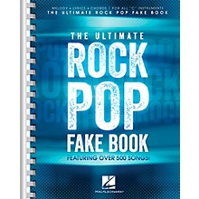 Hal Leonard The Ultimate Rock Pop Fake Book for C Instruments
