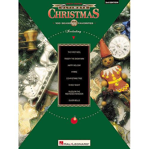 Hal Leonard The Ultimate Series: Christmas 100 Seasonal Favorites-thumbnail