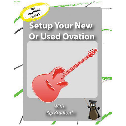 Great Nutshell Productions The Unauthorized Guide to Setup Your Ovation (DVD)