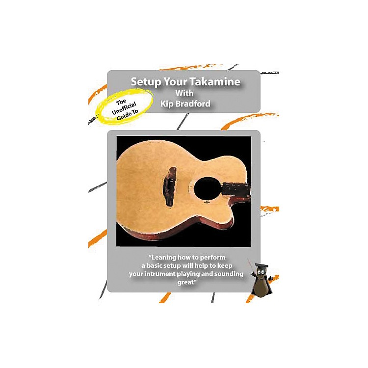 Great Nutshell ProductionsThe Unauthorized Guide to Setup Your Takamine (DVD)