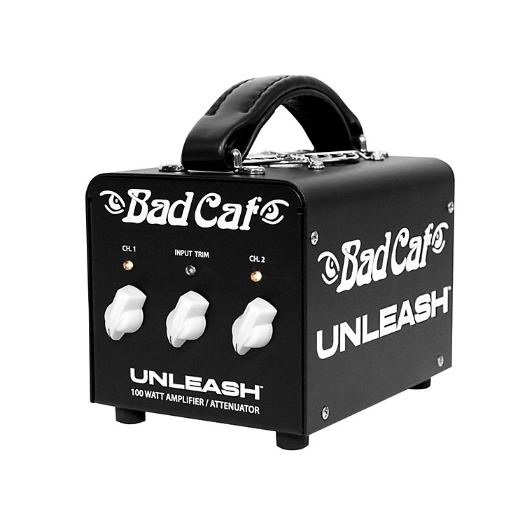 Bad Cat The Unleash Amplifier / Attenuator Black