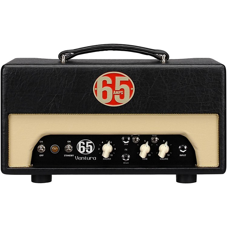 65ampsThe Ventura 20W Tube Guitar Amp Head