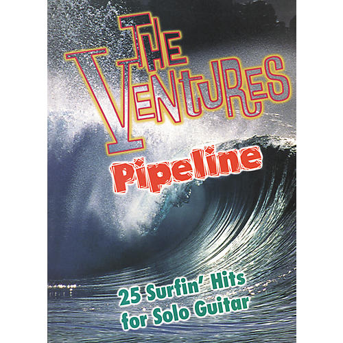 Creative Concepts The Ventures Pipeline Guitar Tab Songbook