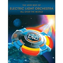 Hal Leonard The Very Best Of Electric Light Orchestra All Over The World arranged for piano, vocal, and guitar (P/V/G)