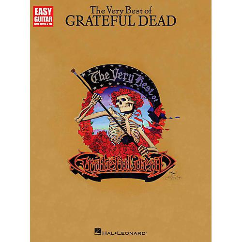 Hal Leonard The Very Best Of Grateful Dead - Easy Guitar Tab