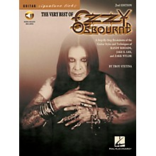 Hal Leonard The Very Best Of Ozzy Osbourne Signature Licks Book with CD