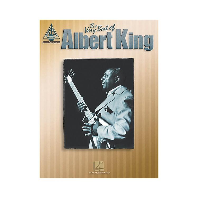 Hal LeonardThe Very Best of Albert King Guitar Tab Songbook