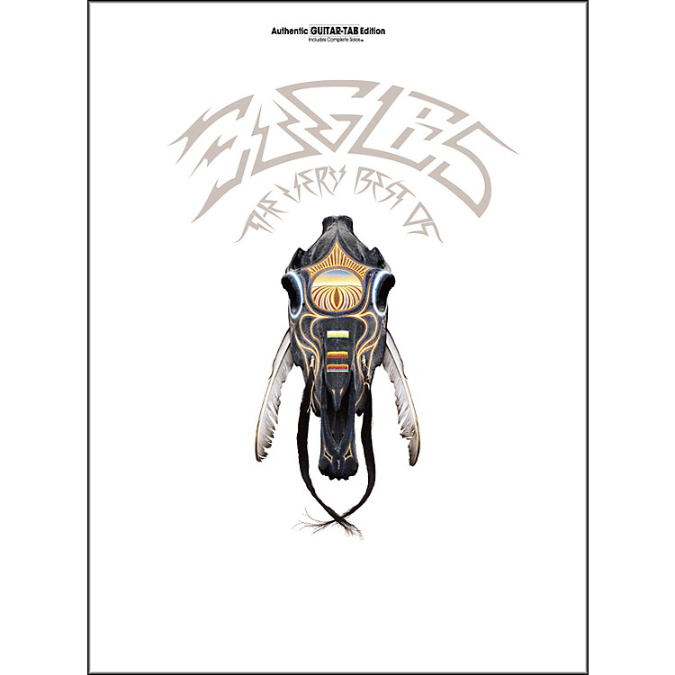 Hal Leonard The Very Best of Eagles Guitar Tab Songbook