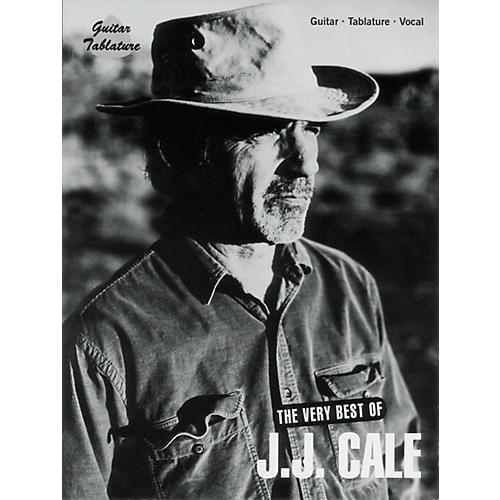 Alfred The Very Best of J.J. Cale Book
