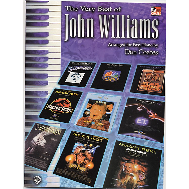 Alfred The Very Best of John Williams Easy Piano