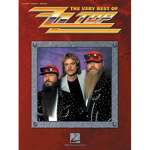 Hal Leonard The Very Best of ZZ Top Songbook
