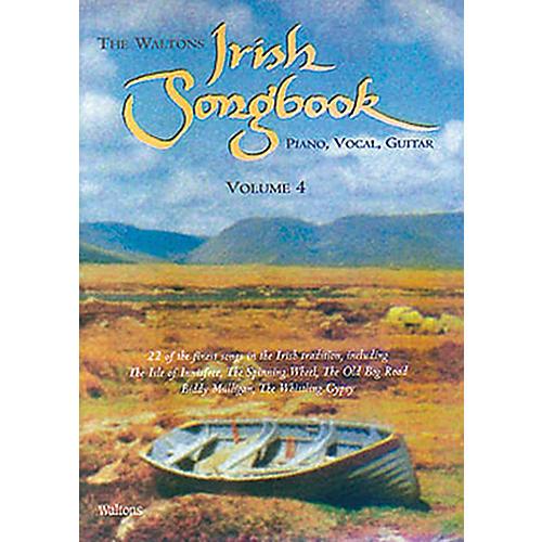 Waltons The Waltons Irish Songbook - Volume 4 Waltons Irish Music Books Series-thumbnail