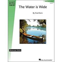 Hal Leonard The Water Is Wide - HLSPL Showcase Solo Level 4 Early Intermediate