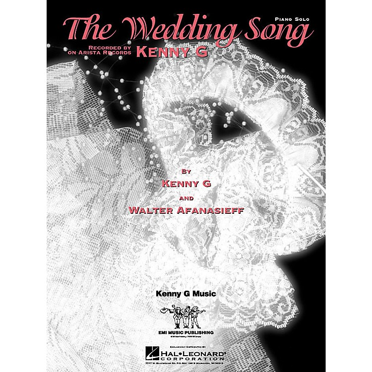 Hal LeonardThe Wedding Song