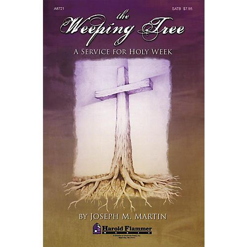 Shawnee Press The Weeping Tree (StudioTrax CD) Studiotrax CD Composed by Joseph M. Martin-thumbnail