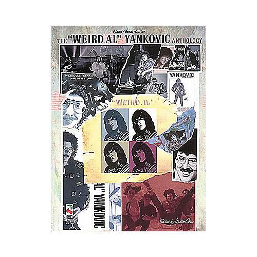 Cherry Lane The Weird Al Yankovic Anthology Book-thumbnail