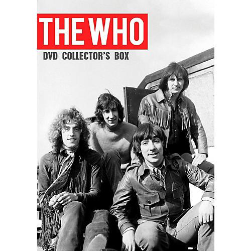 Hal Leonard The Who - Collector's Box 2 DVD Set-thumbnail