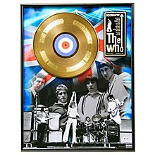 24 Kt. Gold Records The Who - Discography Gold LP Limited Edition of 2,500