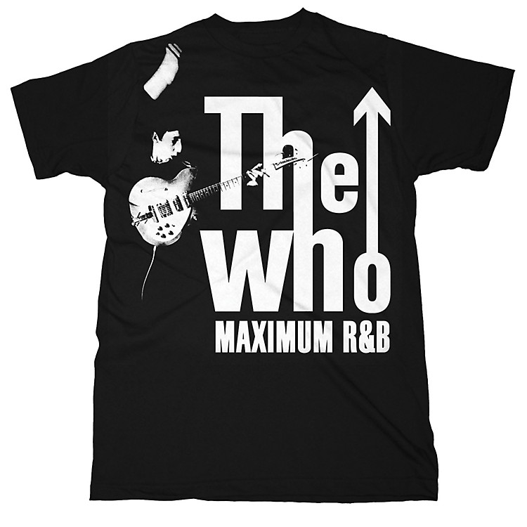 FEA MerchandisingThe Who - Happy Jack T-Shirt