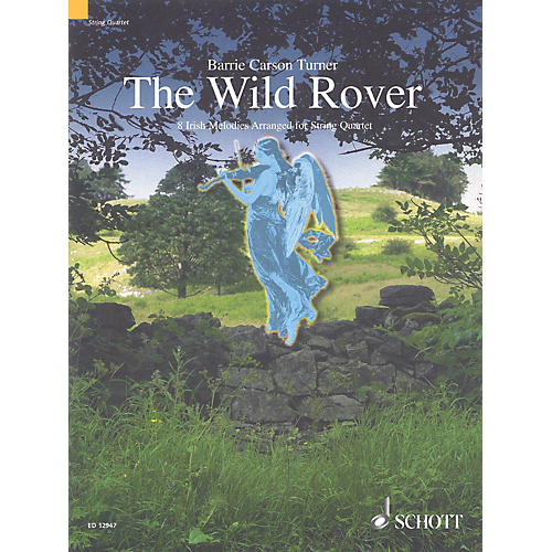 Schott The Wild Rover Schott Series Composed by Various Arranged by Barrie Carson Turner-thumbnail