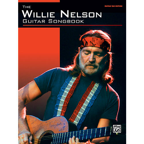 Alfred The Willie Nelson Guitar Songbook Guitar TAB Edition-thumbnail