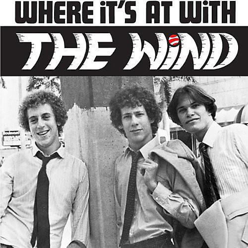 Alliance The Wind - Where It's at with the Wind