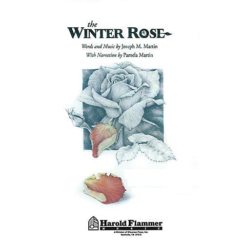 Shawnee Press The Winter Rose Studiotrax CD Composed by Joseph M. Martin-thumbnail