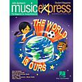Hal Leonard The World Is Ours Vol. 17 No. 4 Student 10Pk by Aloe Blacc Arranged by Emily Crocker-thumbnail