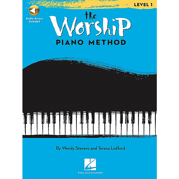 Hal Leonard The Worship Piano Method - Level 1 Book/CD