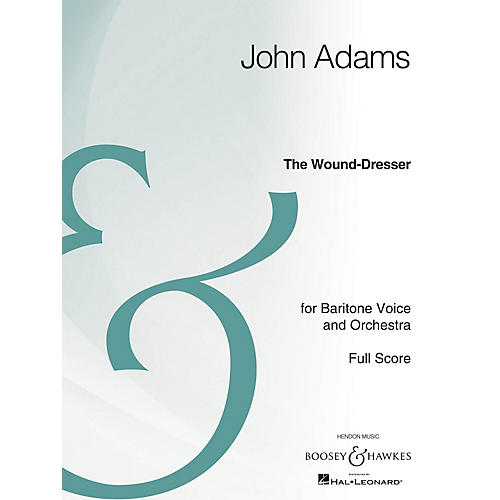 Boosey and Hawkes The Wound-Dresser Boosey & Hawkes Series  by John Adams-thumbnail