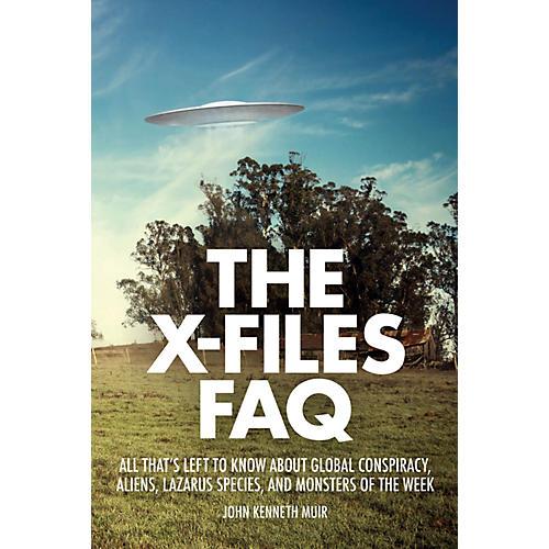 Applause Books The X-Files FAQ FAQ Series Softcover Written by John Kenneth Muir-thumbnail