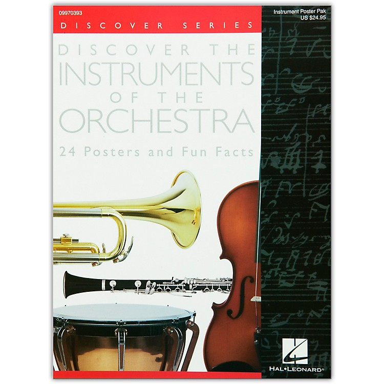 Hal Leonard The Young Person's Guide To The Orchestra Classroom Kit