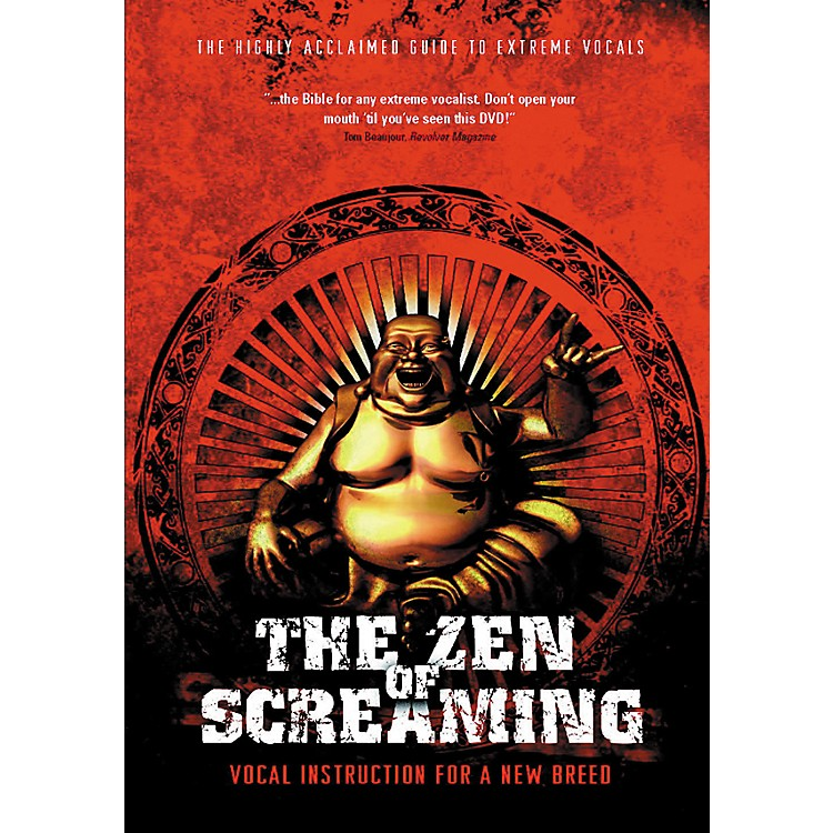 Alfred The Zen Of Screaming Dvd/Cd