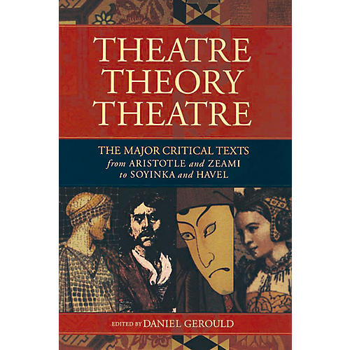 Applause Books Theatre/Theory/Theatre Applause Books Series Softcover-thumbnail