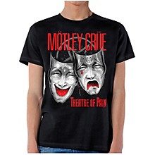 Motley Crue Theatre of Pain Cry T-Shirt