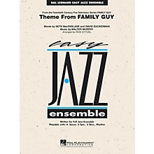 Hal Leonard Theme from Family Guy (Includes Full Performance CD) Jazz Band Level 2 Arranged by Rick Stitzel