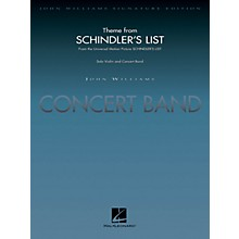 Hal Leonard Theme from Schindler's List (Deluxe Score) Concert Band Level 5 Arranged by John Moss