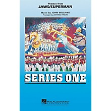MCA Themes from Jaws/Superman Marching Band Level 2 by John Williams Arranged by Johnnie Vinson