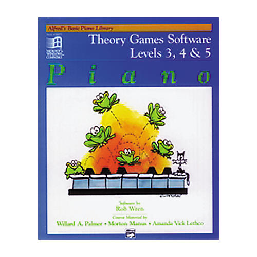Alfred Theory Games Software Levels 3, 4 and 5-thumbnail