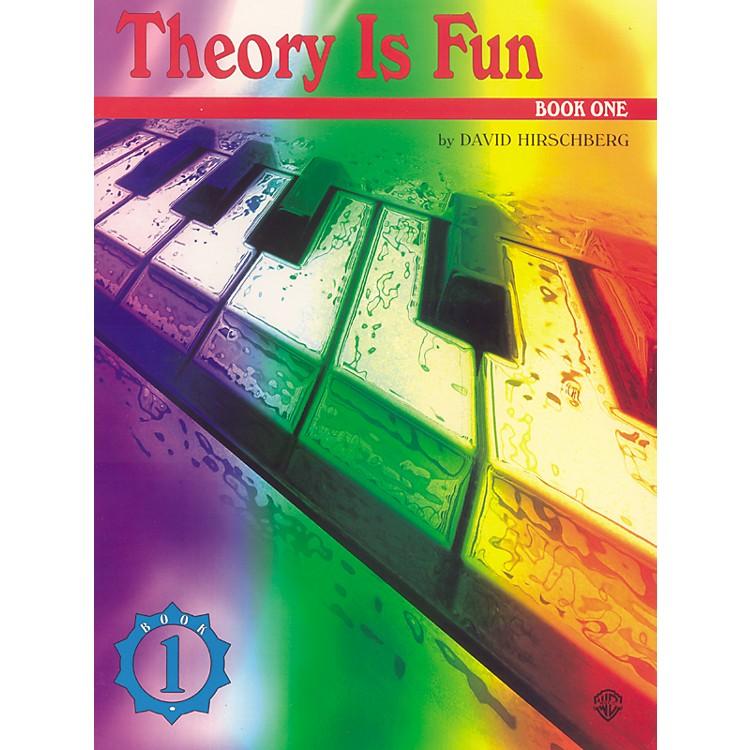 AlfredTheory Is Fun Book 1