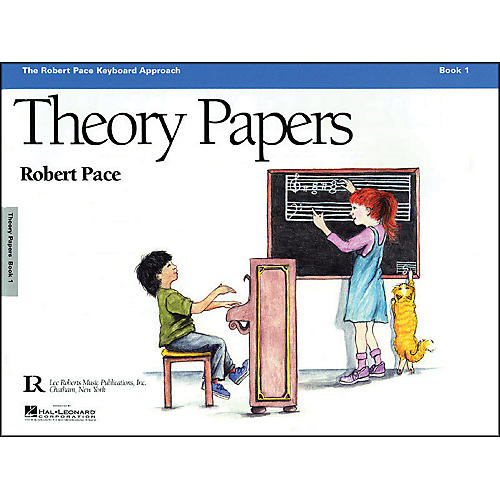 Hal Leonard Theory Papers Book 1 Revised-thumbnail