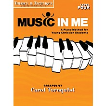 Word Music Theory & Technique - Level 4 Sacred Folio Series Softcover Written by Carol Tornquist