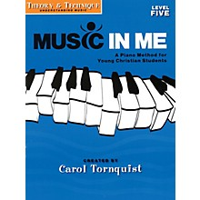 Word Music Theory & Technique - Level 5 Sacred Folio Series Softcover Written by Carol Tornquist