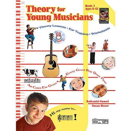 Alfred Theory for Young Musicians Book 1