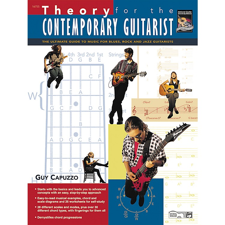 AlfredTheory for the Contemporary Guitarist