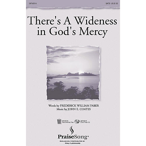 PraiseSong There's a Wideness in God's Mercy (I-Pak (Full Orchestra)) IPAKO Arranged by John Coates