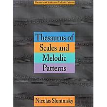 Hal Leonard Thesaurus of Scales and Melodic Patterns